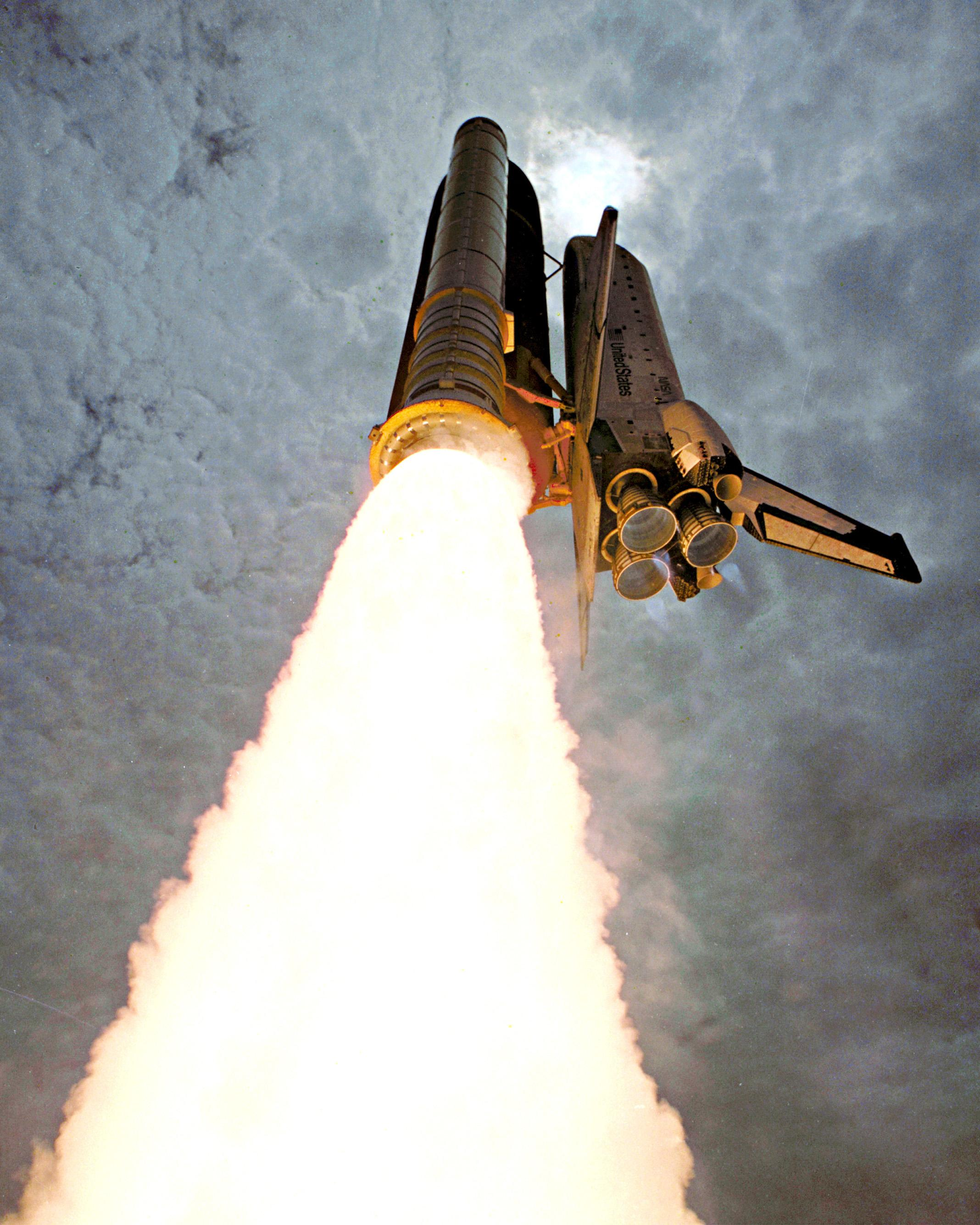 what was columbia space shuttle mission - photo #19