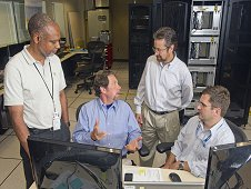 Early delivery of Space Launch Systems flight software will allow Marshall Center engineers to fine-tune the software.
