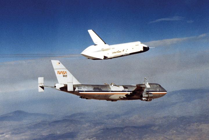 space shuttle aerodynamics - photo #14