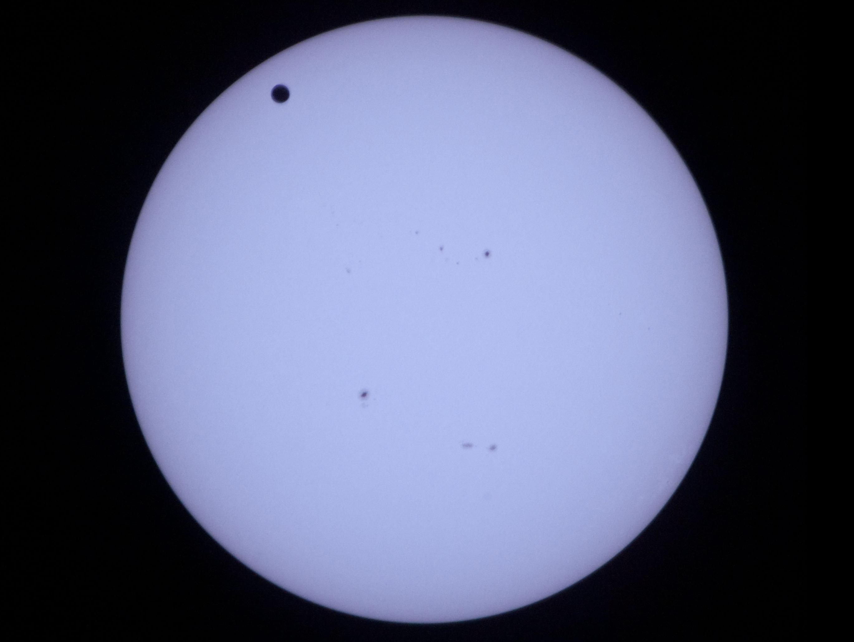space station venus sun - photo #17