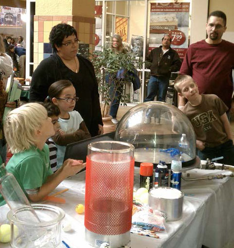 """Museum Of Nature And Science Wedding: Science Education Alliance """"Share Fair"""" Brings Out The"""
