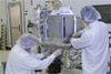 NASA's new carbon-counting instrument leaves the nest
