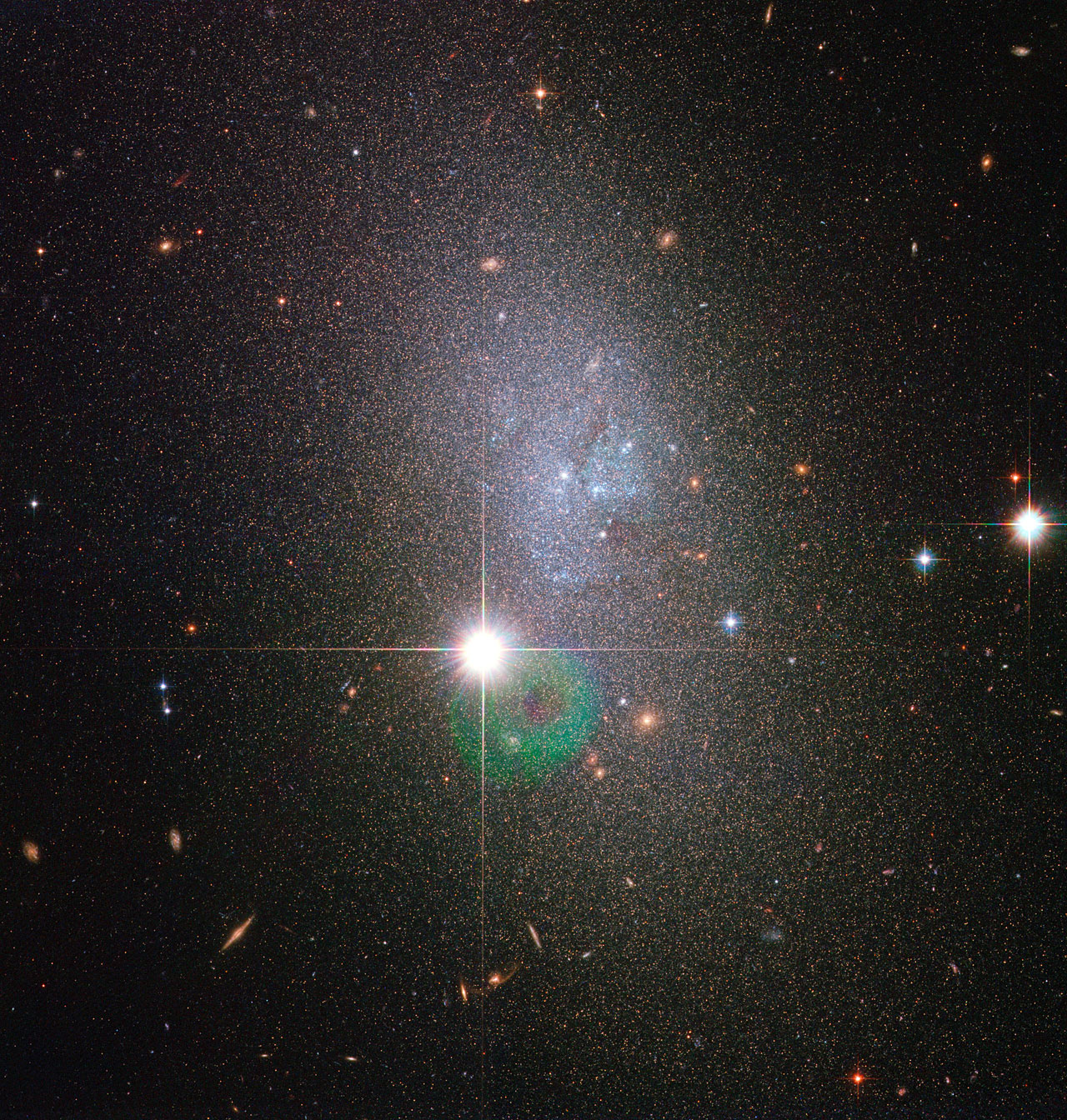 star of a pic from hubble - photo #42