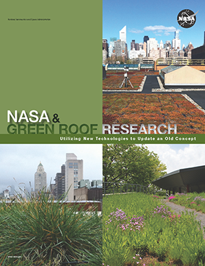 NASA and Green Roof Research