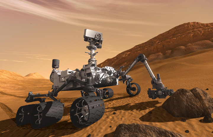 666929main_rover - In Mars, Roving - Photos Unlimited