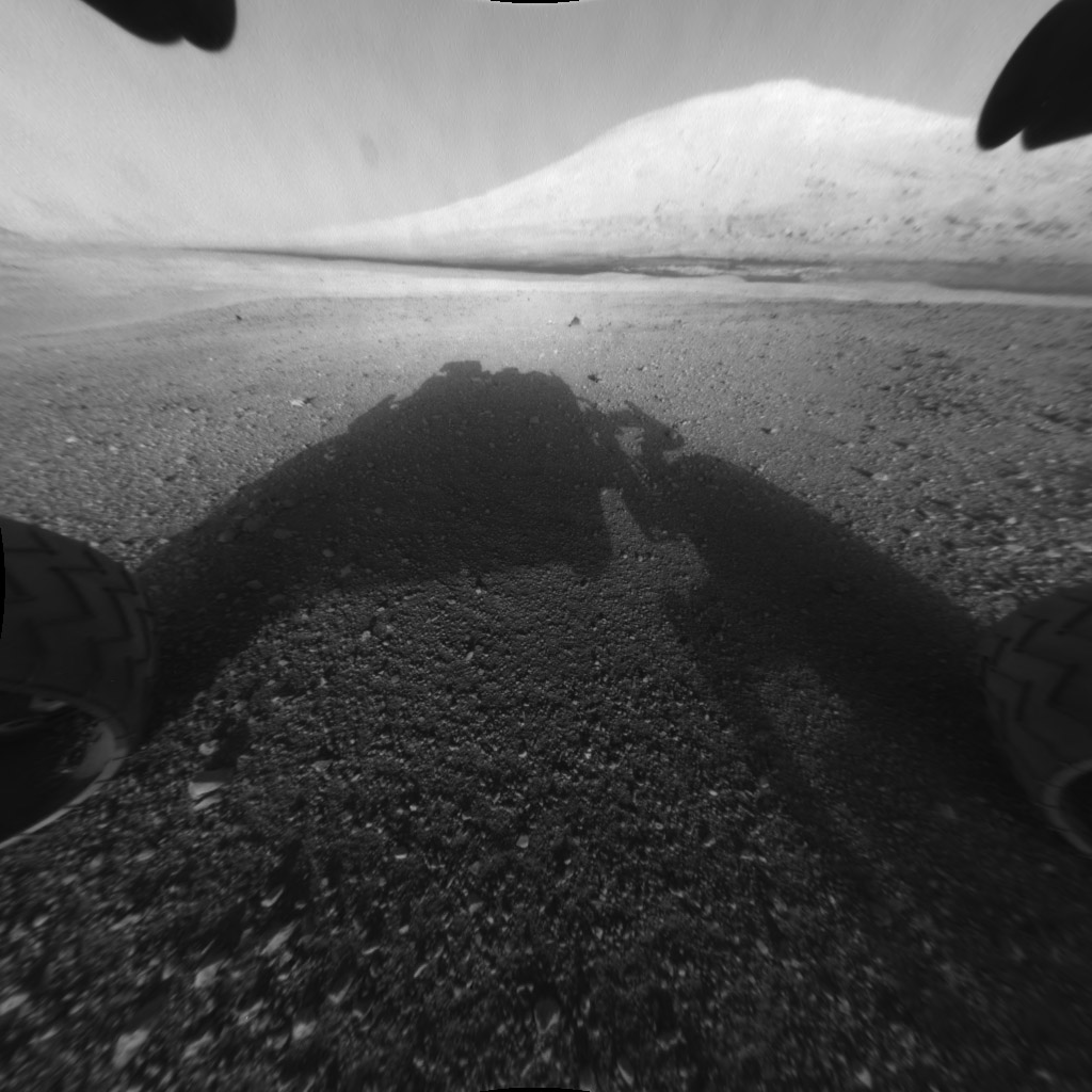 two years ago curiosity rover lands on mars nasa this image was captured by s mars rover curiosity shortly after it landed on the red