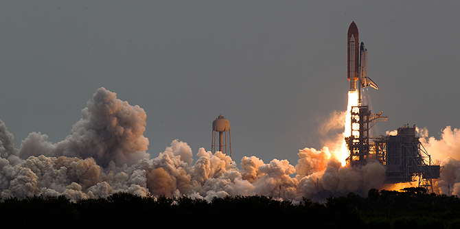 space shuttle launch houston - photo #8