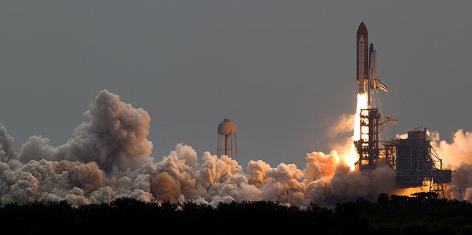 space shuttle landing in houston - photo #27