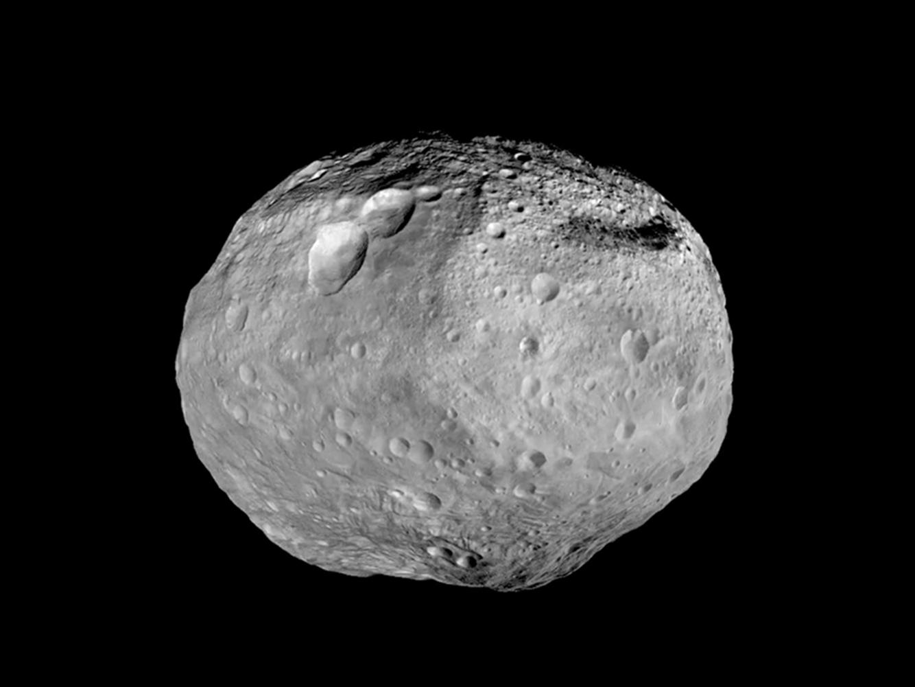 Full View of Asteroid Vesta | NASA