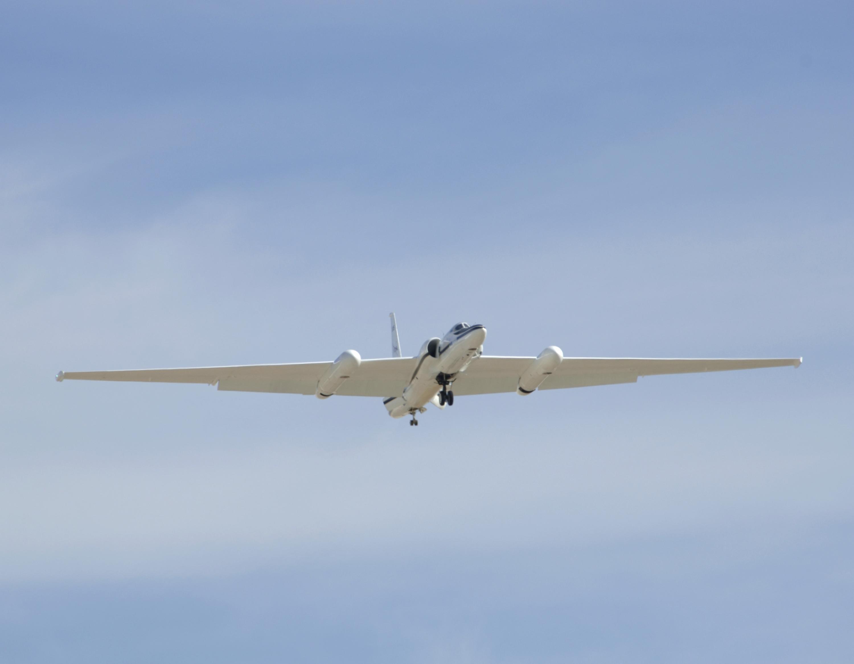 nasa high altitude aircraft - photo #38