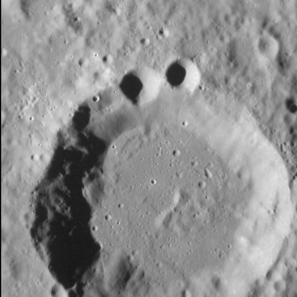 Anyone Else Think This Looks Like the Cookie Monster? | NASA