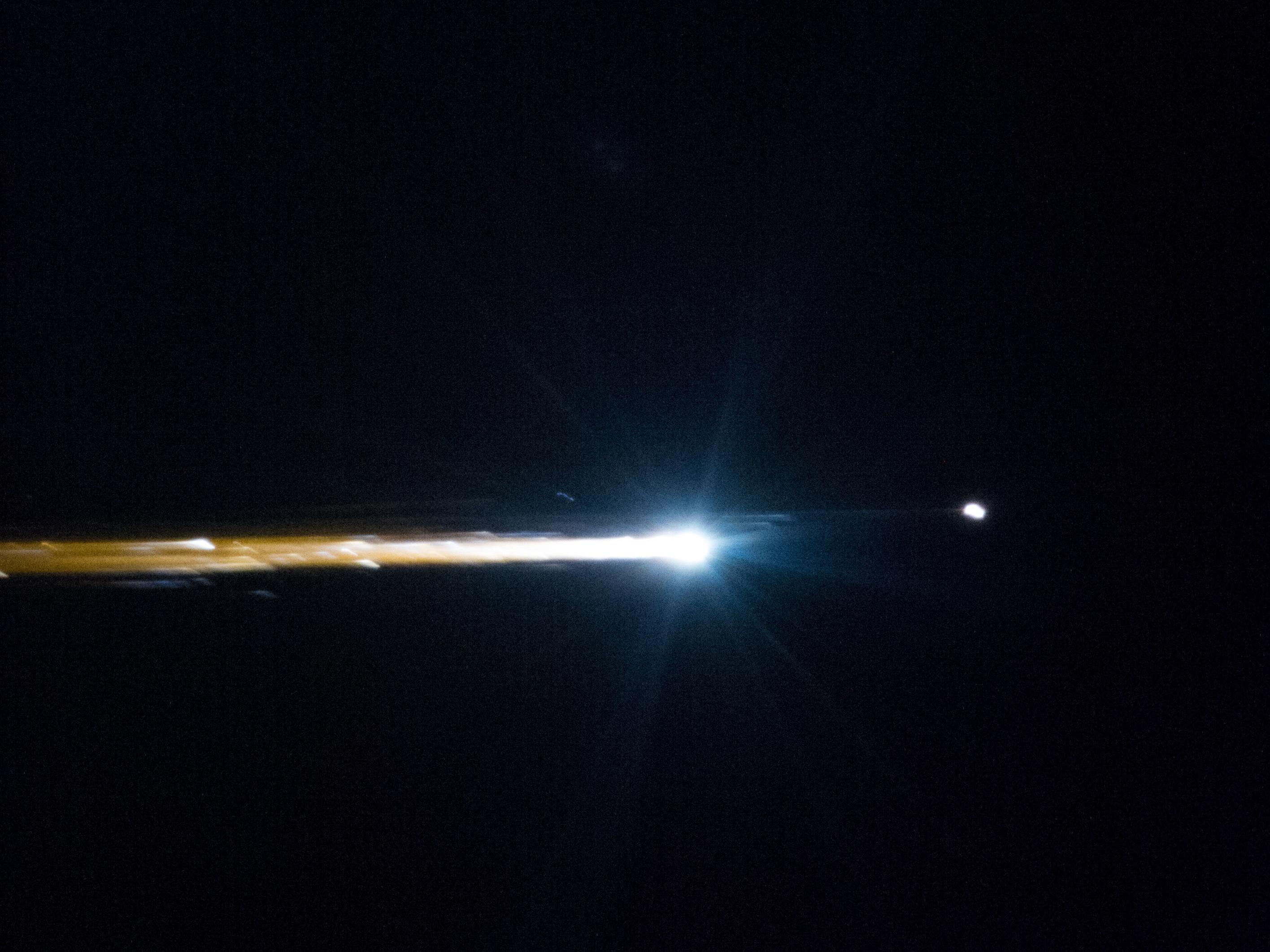 Soyuz Re-Entry | NASA