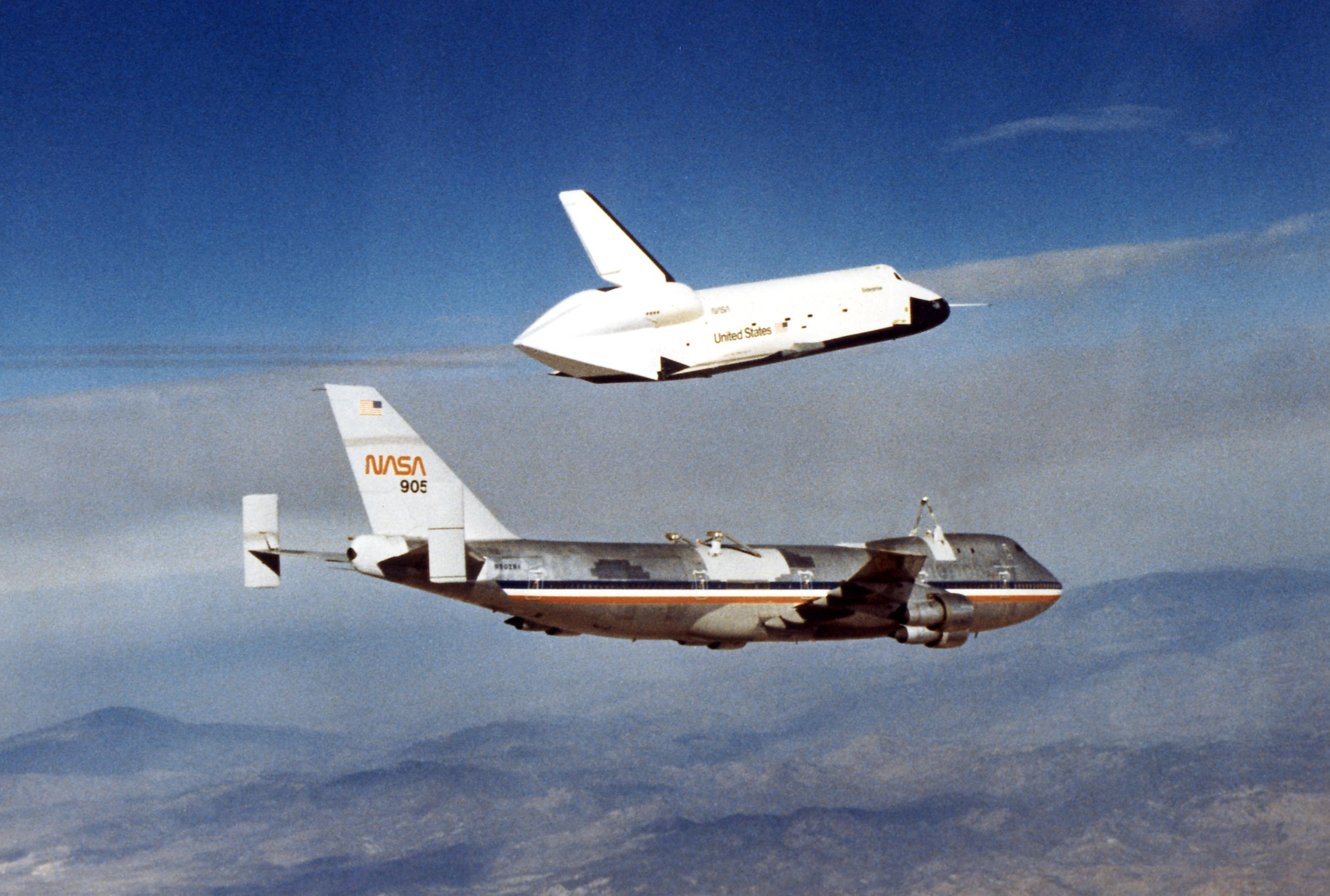 nasa 905 transport - photo #9