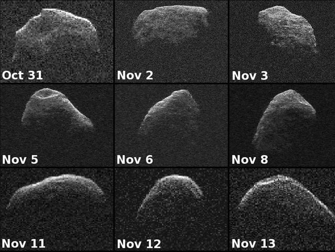 NASA Rules Out Earth Impact in 2036 for Asteroid Apophis ...