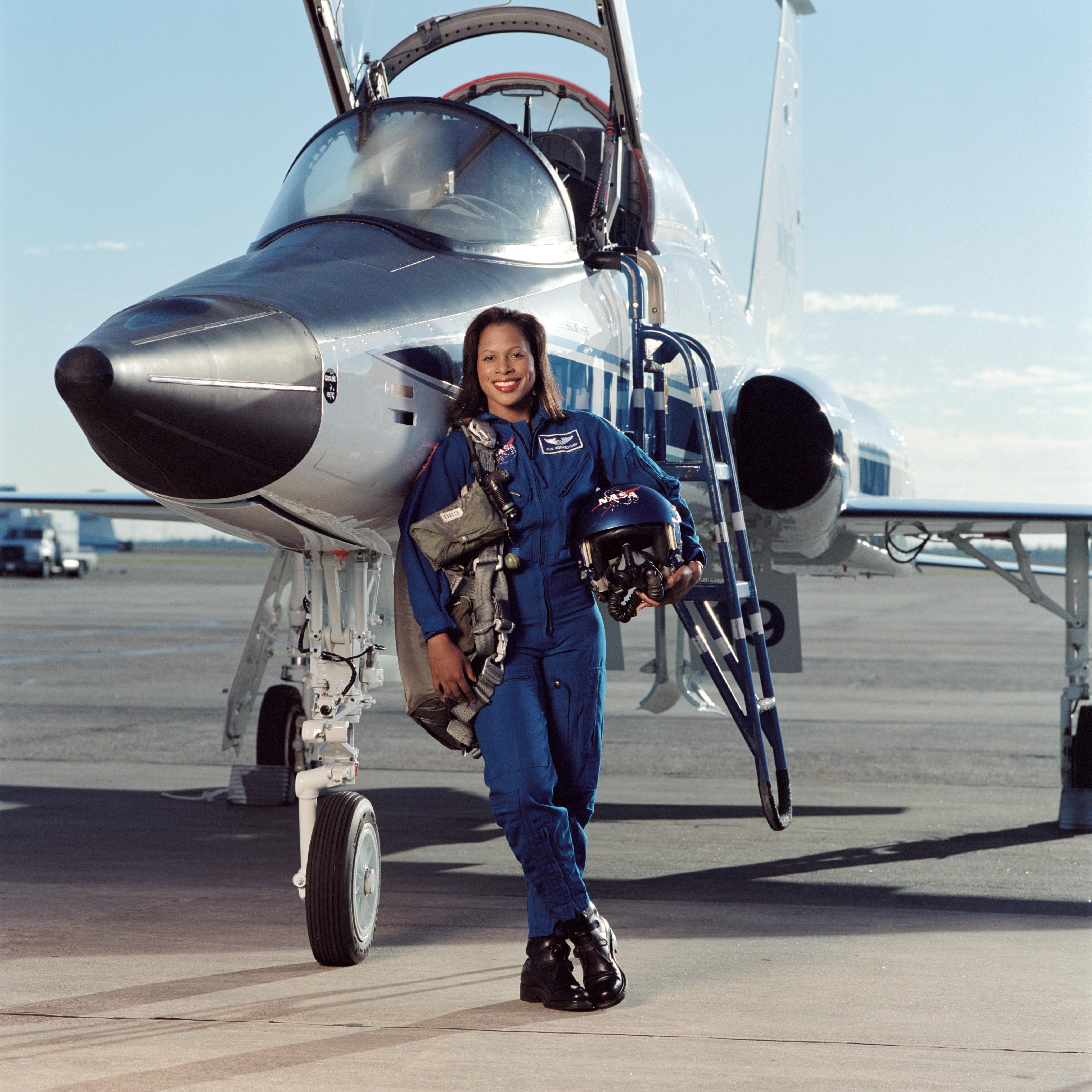 Electrical Engineer and NASA Astronaut Joan Higginbotham - NASA