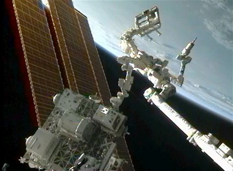 nasa space station robot - photo #11
