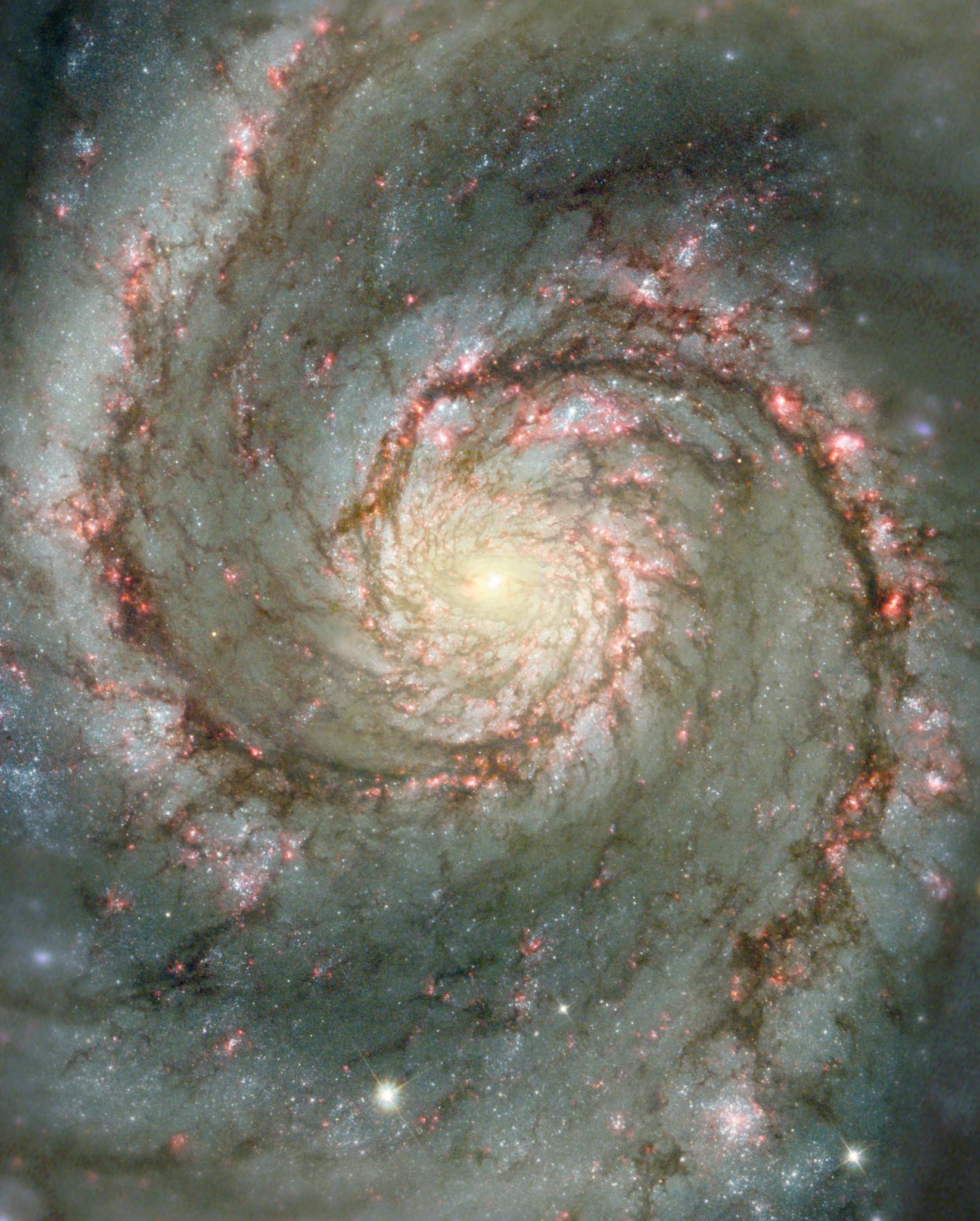 The Whirlpool Galaxy | NASA