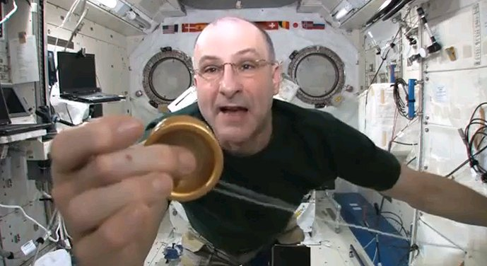 u0026quot science off the sphere u0026quot  astronaut don pettit wins nasa