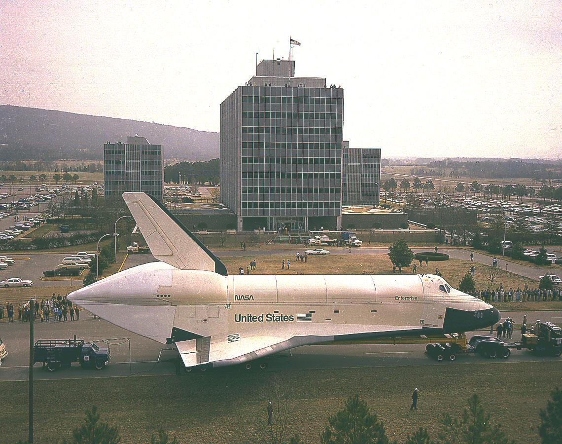 Marshall Space Flight Center: History Photos | NASA
