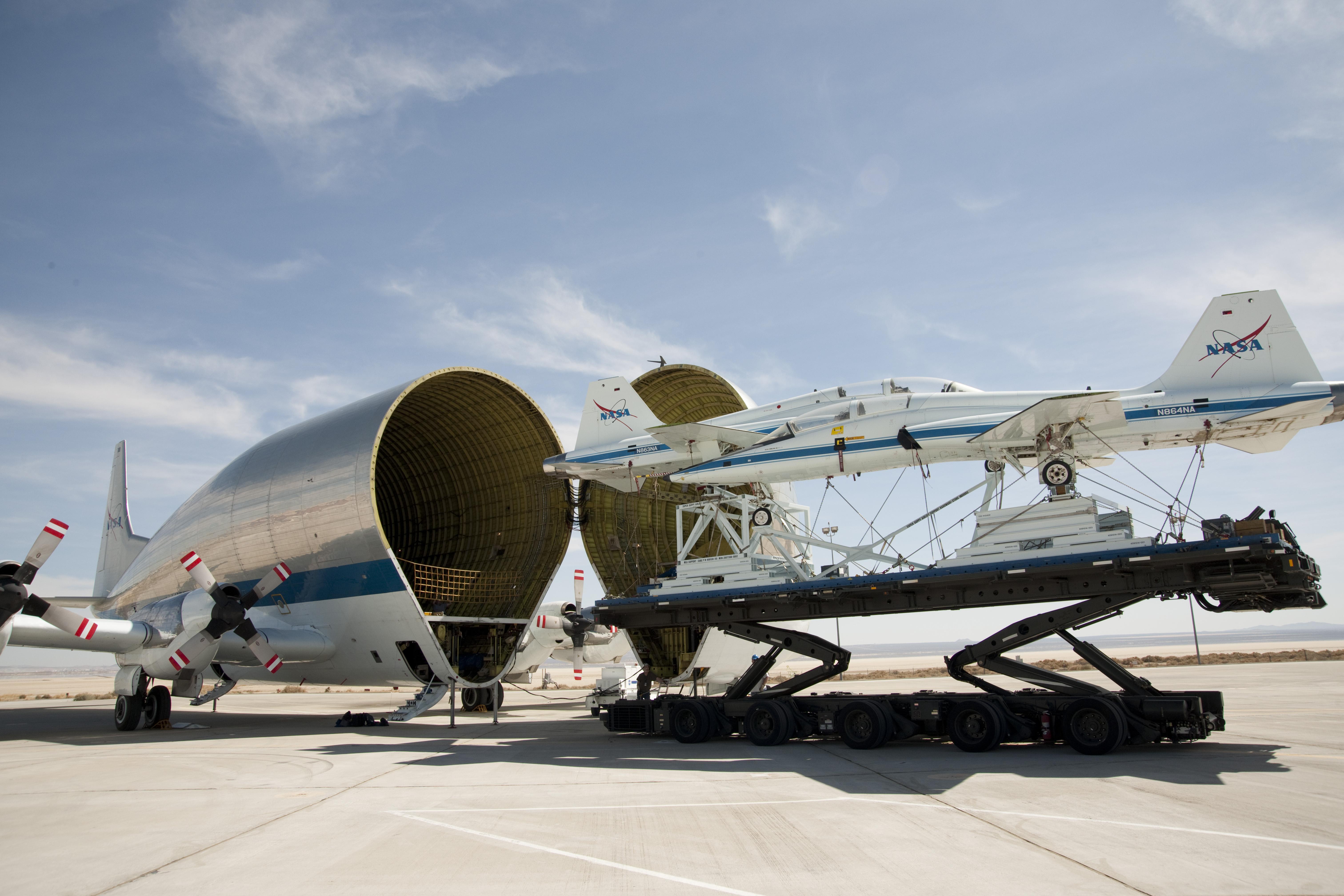 nasa transport plane -#main