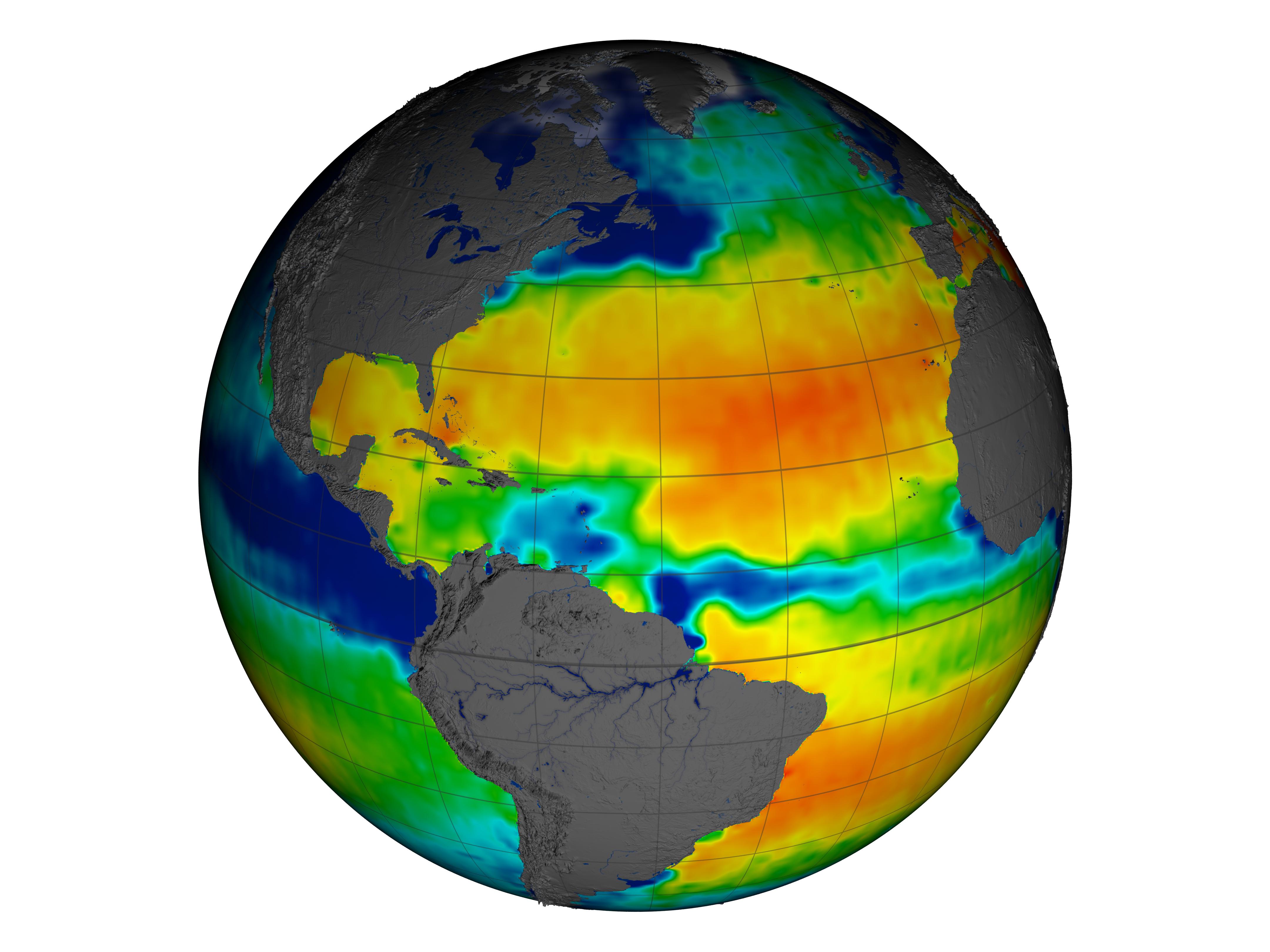 Aquarius Sea Surface Salinity | NASA