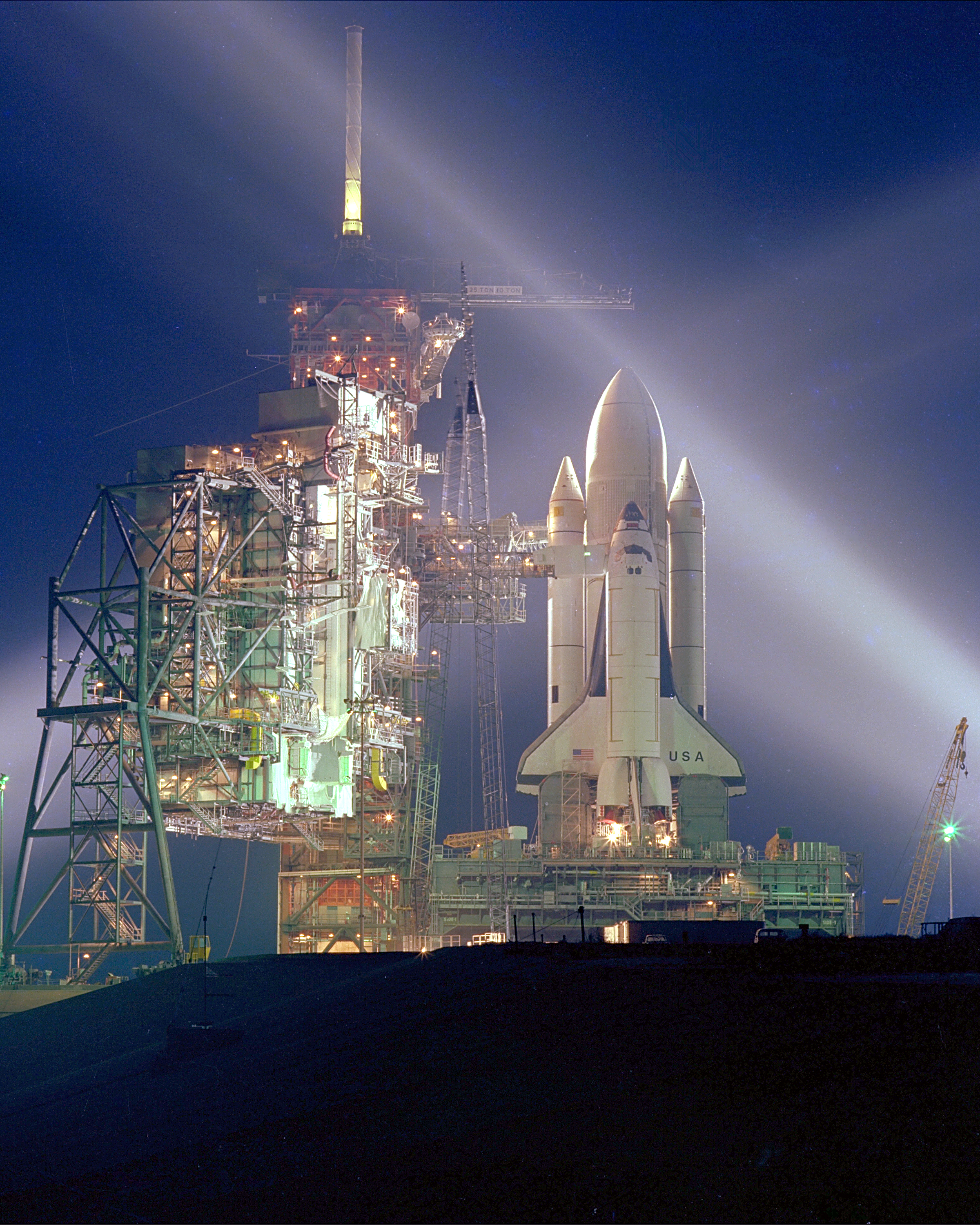 how many space shuttle missions were launched - photo #8