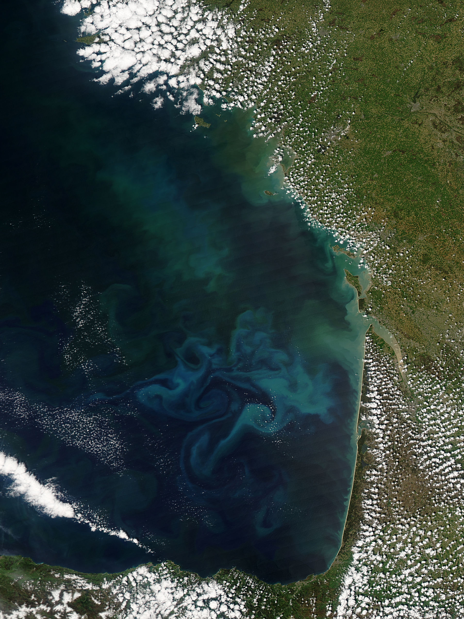 Springtime in the bay of biscay nasa springtime in the bay of biscay publicscrutiny Gallery