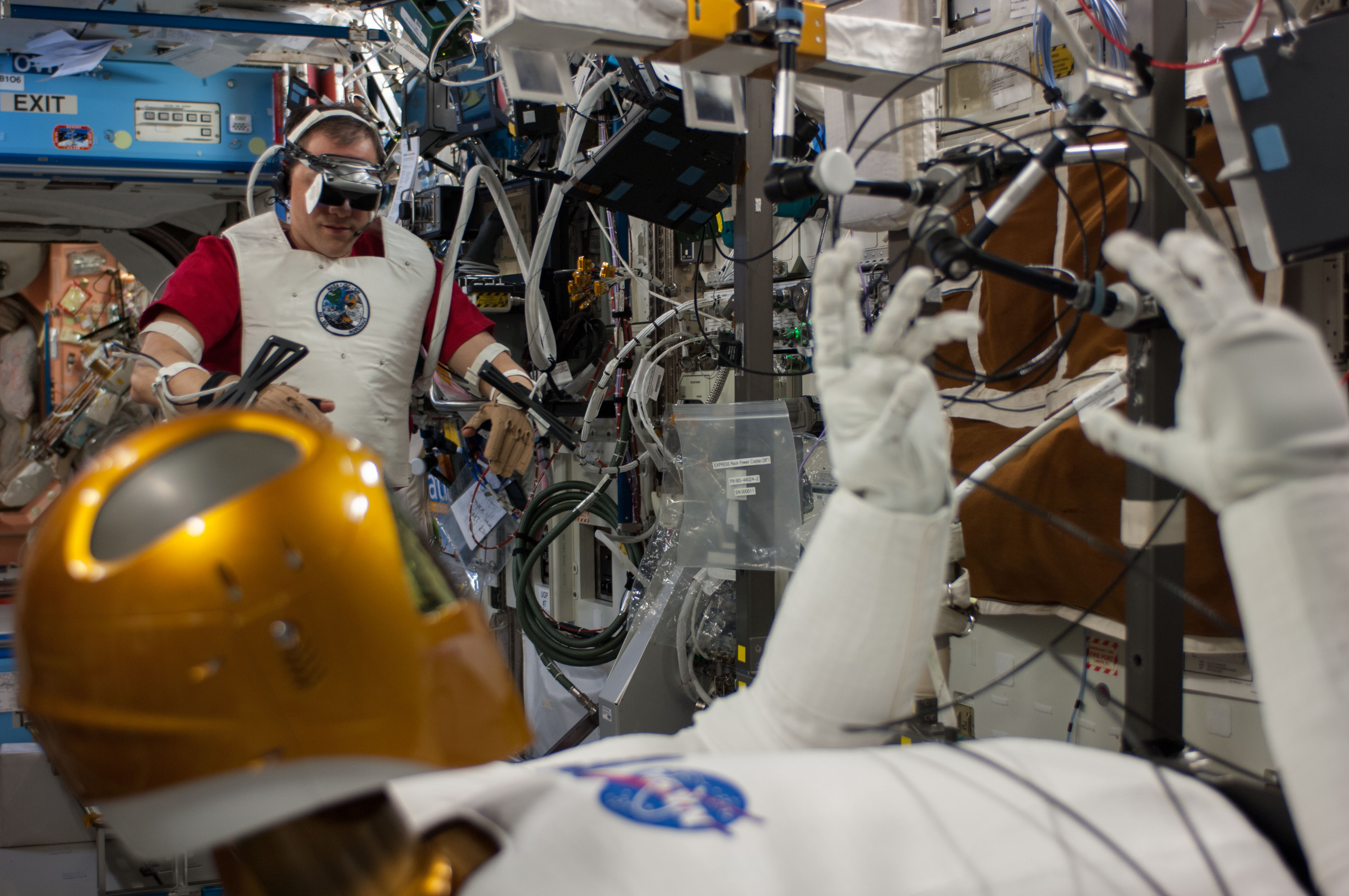 nasa iss robot new - photo #23