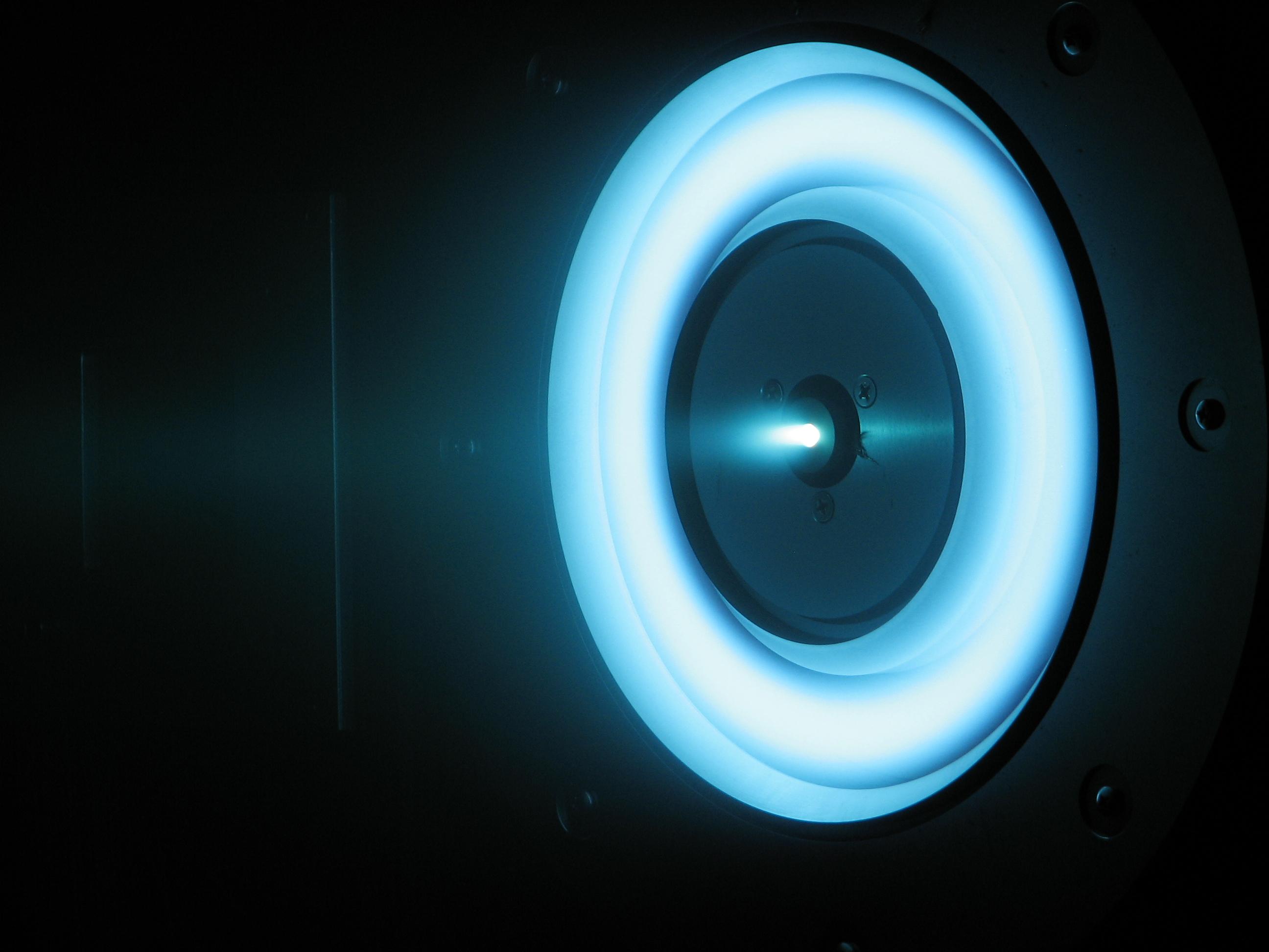 The Engine Burns Blue | NASA