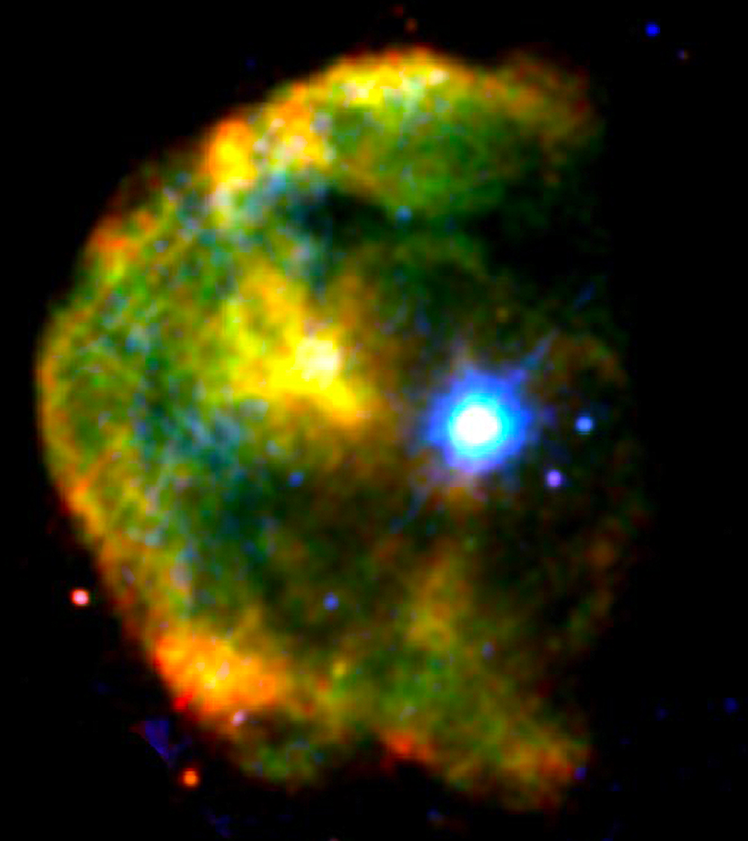 neutron star nasa - photo #13