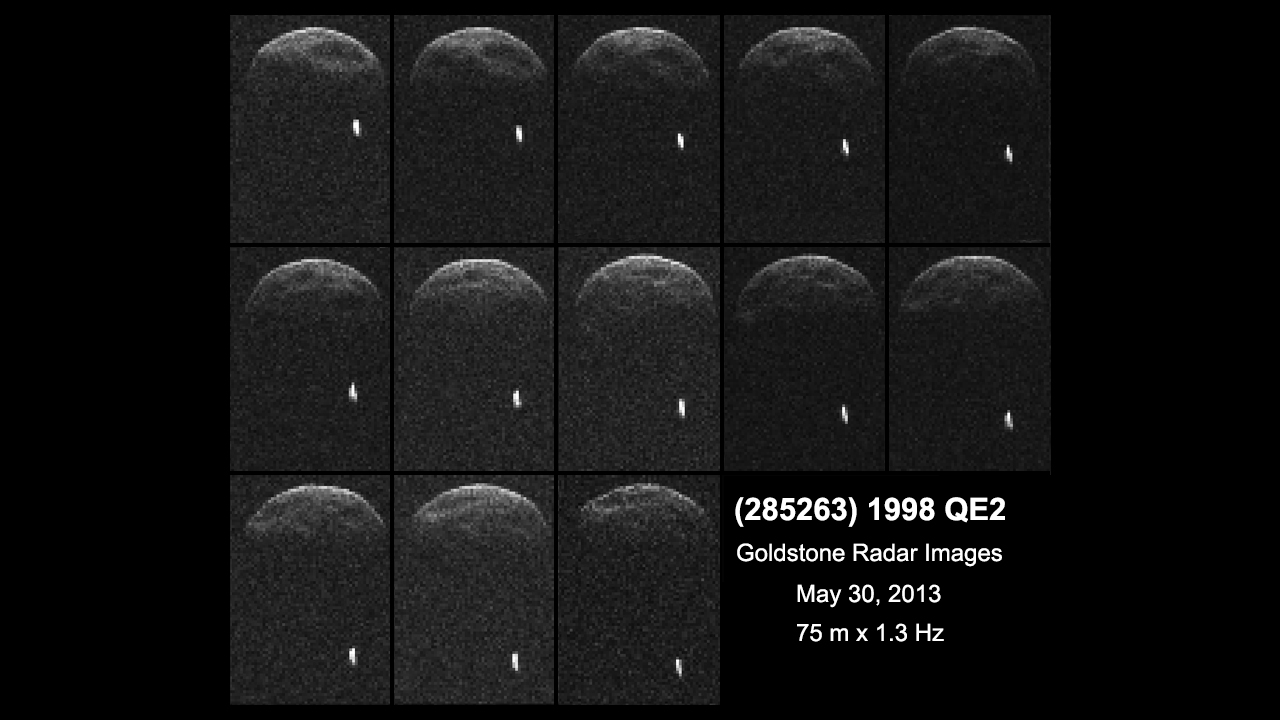 NearEarth Asteroid 2016 QA2 exceptional close encounter