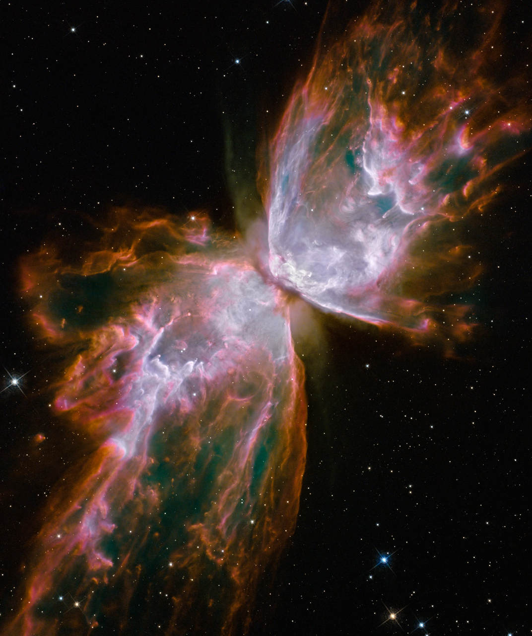 Image result for butterfly nebula