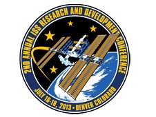 The second annual International Space Station Research and Development Conference provides updates on science and technology accomplishments, offering potential users information and avenues for sending their investigations to the space station. It takes place July 16-18 in Denver. (American Astronautical Society)
