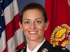 Nicole Aunapu Mann 35 Major U S Marine Corps Nasa