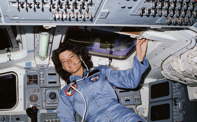 nasa sally ride women - photo #7