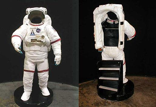 JSC Exhibits - Spacesuits | NASA