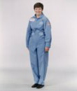One piece mockup space shuttle in-flight garment