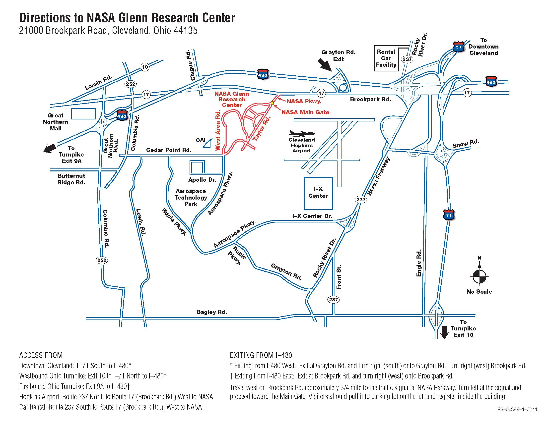 nasa space center map - photo #46