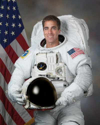 Expedition 35/36 astronaut Chris Cassidy