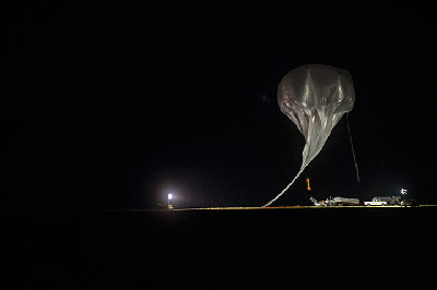 HEROES successfully completed its mission Sept. 21-22 at Fort Sumner, N.M. The flight exceeded expectations and the payload had a good landing 35 nautical miles from Fort Sumner. Both solar and astrophysical data were collected and are currently being analyzed.