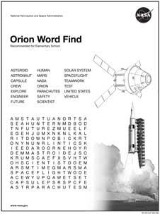 Orion Connect The Dots 224 Kb PDF