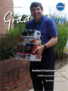 Chris Scolese on cover of Goddard View