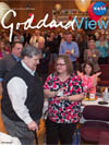 Goddard View cover - Rick Obenschain's retirement party