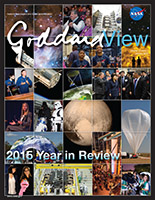 Goddard View cover - 2015 image compilation
