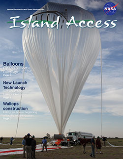 Cover of Wallops Flight Facility Island Access September 2015