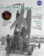Island Access cover