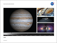 Front of the Jupiter lithograph