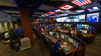 On June 19, NASA unveiled an upgraded Payload Operations Integration Center at the Marshall Space Flight Center.