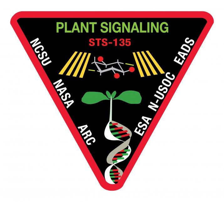 Plant  SignalingSTS-135