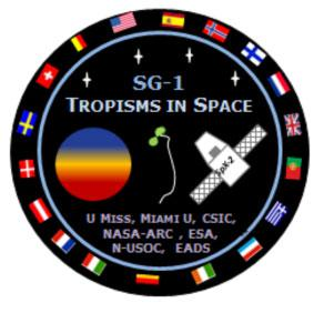 Seedling Growth Mission Patch